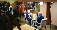 The West Block - interview with Former Prime Minister Jean Chretien.